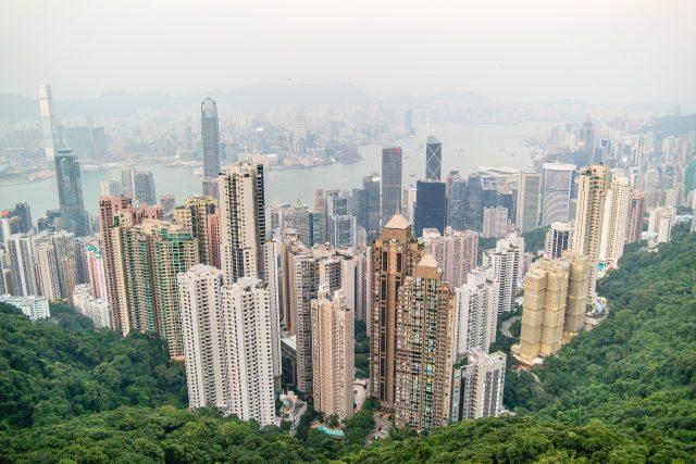 ciudad hong kong