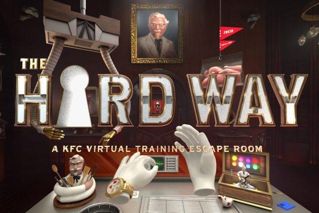 VR recruitment Campaign