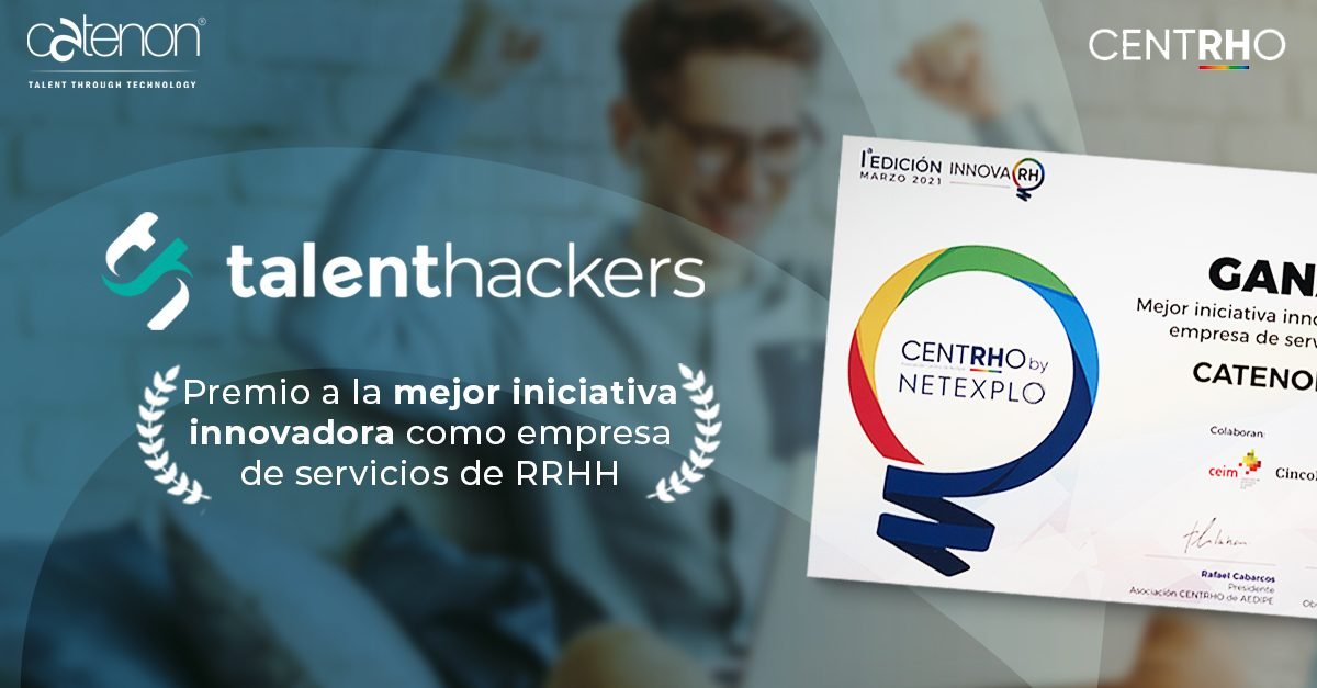 Talent Hackers la mejor iniciativa innovadora de servicios de RRHH
